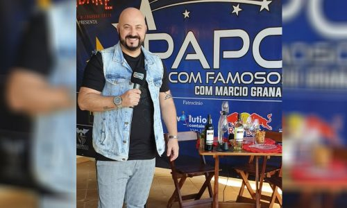 Programa Papo com Famosos com Márcio Granada volta em fevereiro