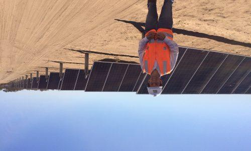 GES Logística tem destaque na construção de parque solar diz Frederico Sanchez Resende