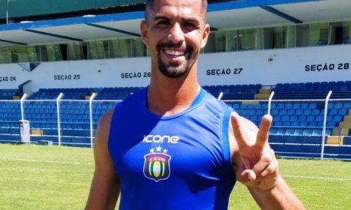 Victor Capixaba é o novo reforço do São Caetano