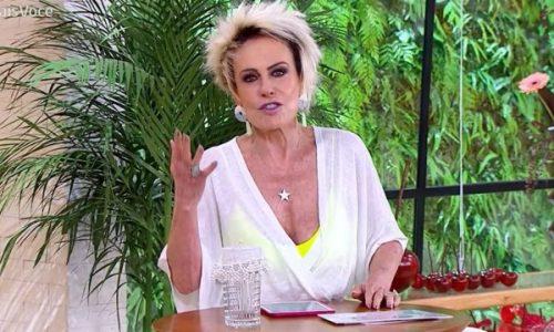 Ana Maria Braga testa positivo para Covid-19: vacinada, sintomas são leves